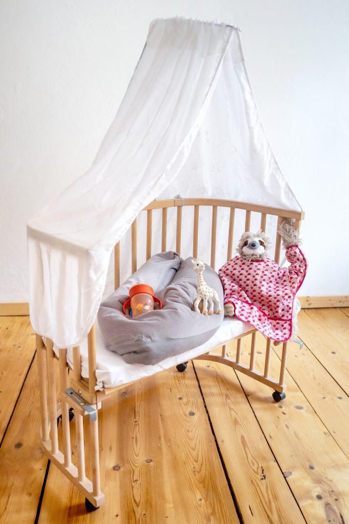Baby Bay - Beistellbett Fehlkauf