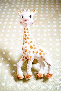 Giraffe Sophie Fehlkauf