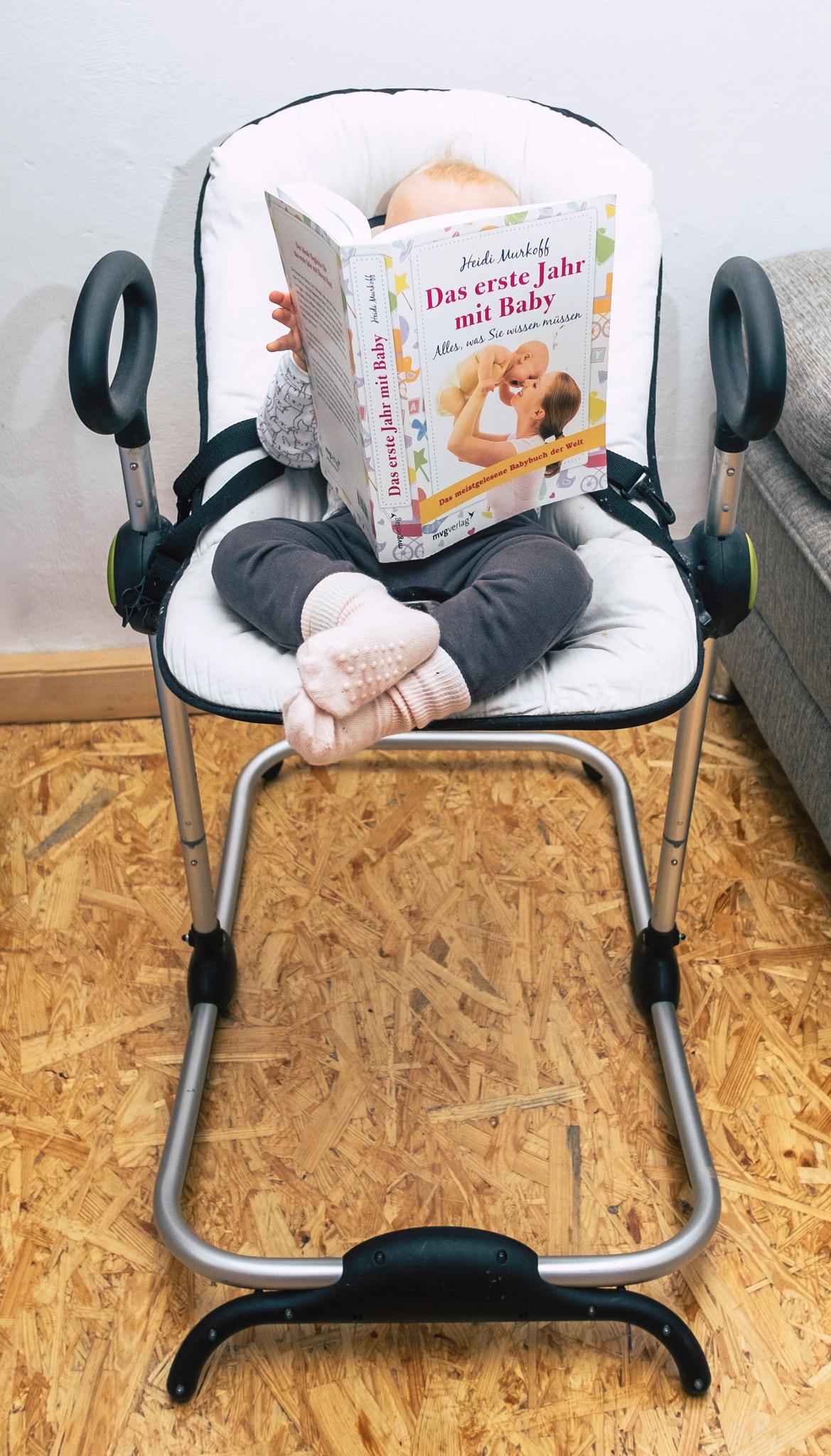 Babyausstattung Liste Das erste Jahr mit Baby
