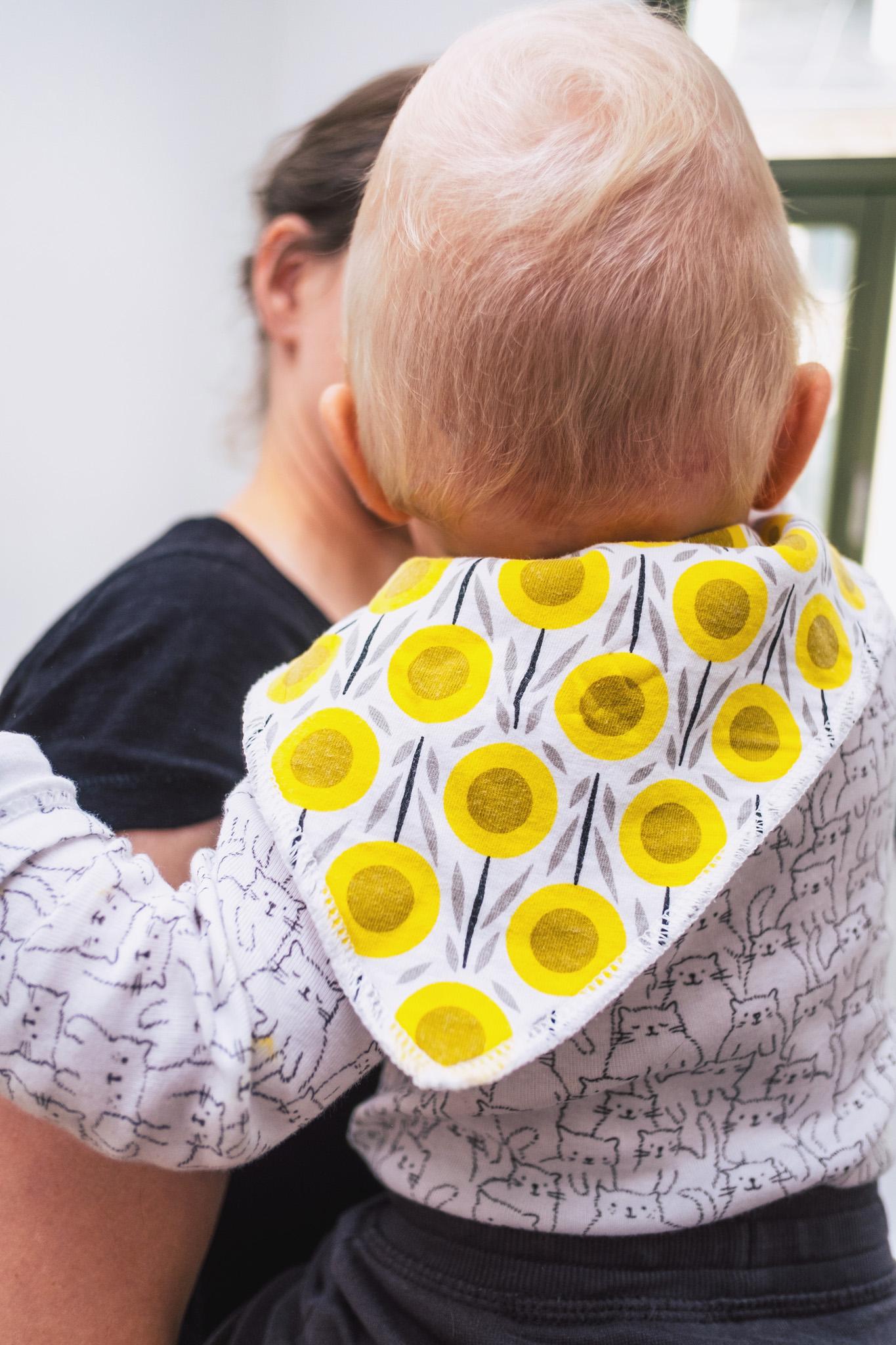 Babyausstattung Liste Lätzchen