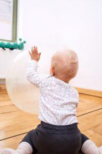 Babyausstattung Liste Gymnastik Ball