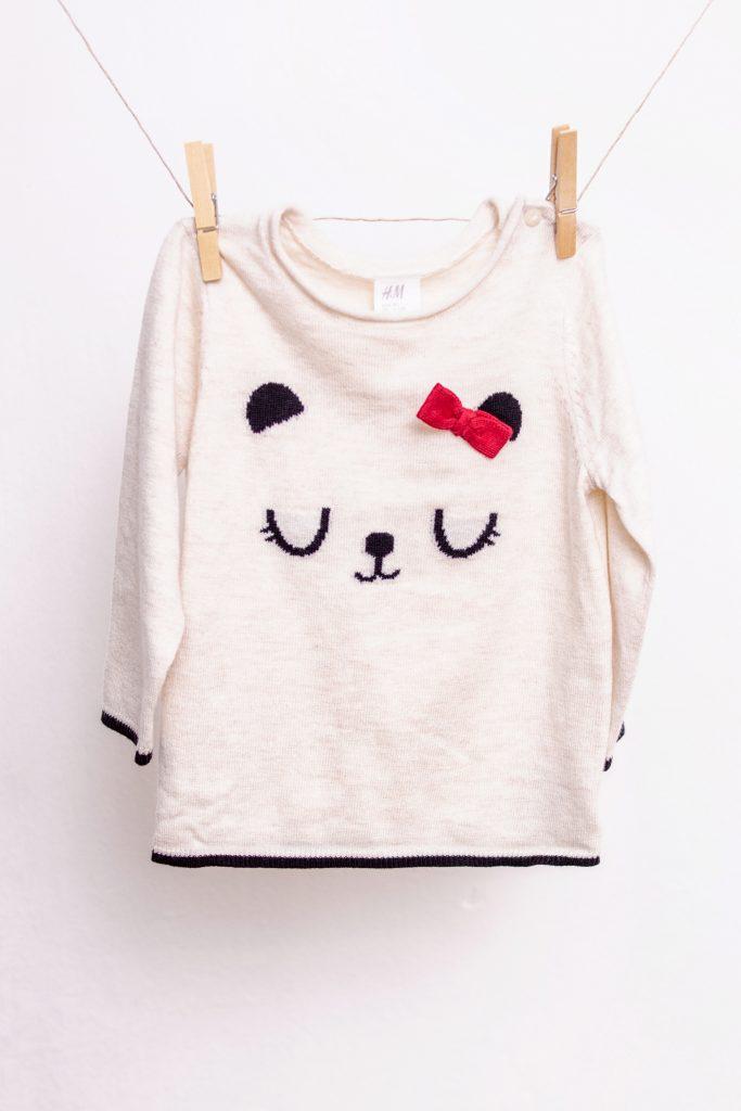 Erstausstattung-Herbstbaby-Kleidung-Pullover