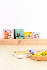 Montessori Bibliothek