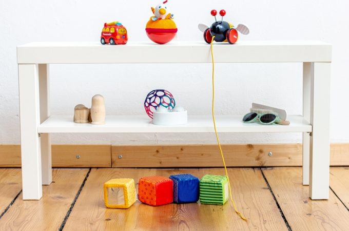 Montessori Baby – Kinderzimmer ab 10 Monaten