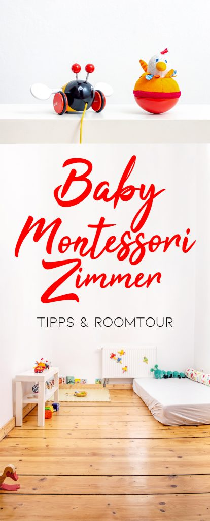 Teaser Montessori Baby Zimmer