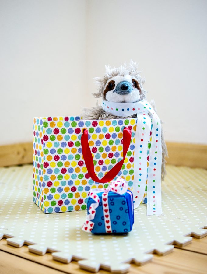 Besondere Geschenke zur Geburt