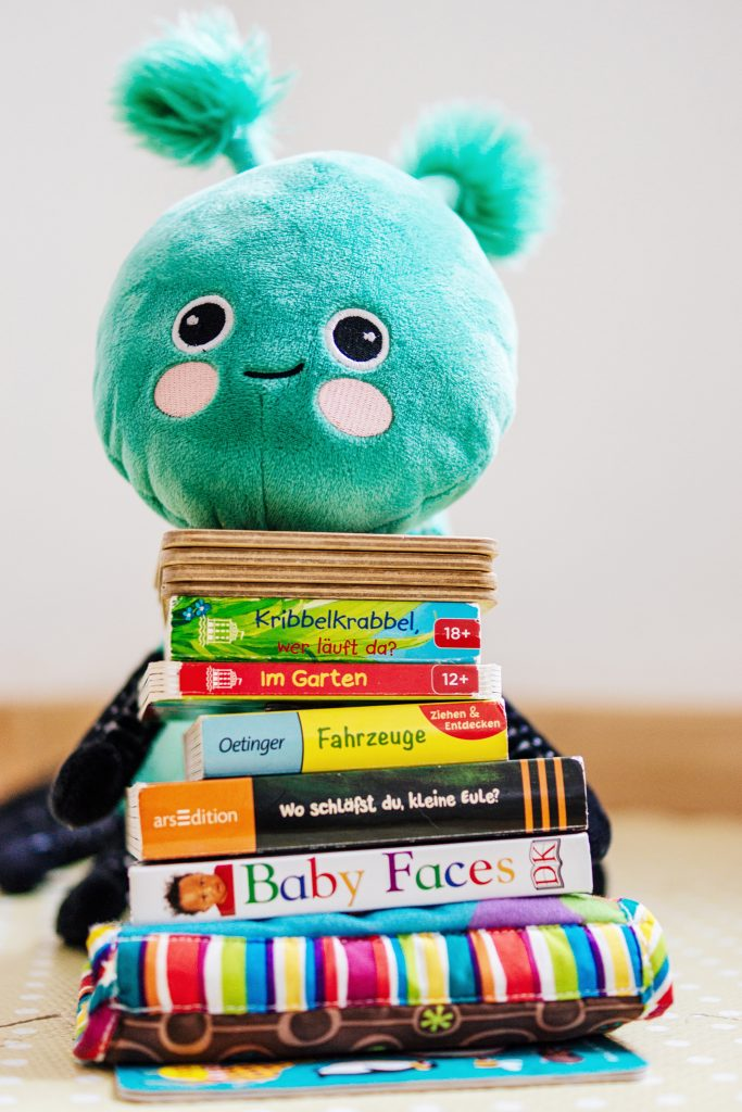 Bücher für Babys unter 1 Jahr - Top 12   The Krauts