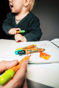 Montessori Geschenke Giotte bebe stifte