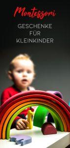 Montessori Geschenke kleinkind