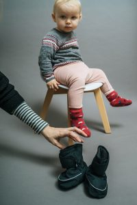 Trageschuhe-babytrage-winter