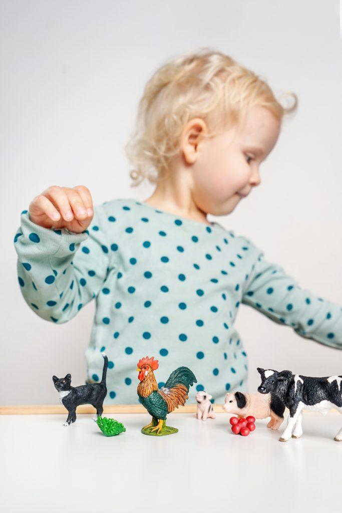 Geschenke-für-2-Jährige-Schleich-figuren